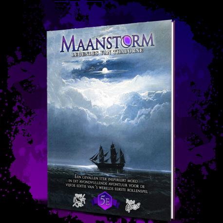 Maanstorm Hardcover Product SFX