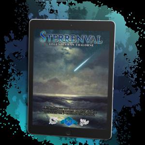 Cover van gratis avontuur Sterrenval